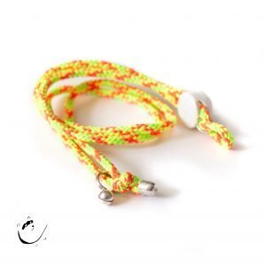 Standard figure of 8 Harness – Day-Glo Yellow