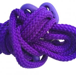 Standard figure of 8 Harness – Purple Punk