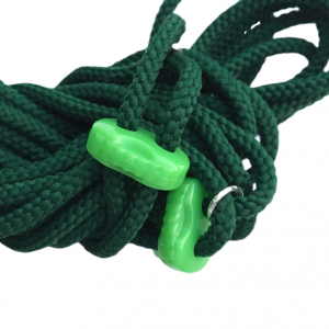 Standard figure of 8 Harness – Forest Green