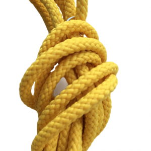 Standard figure of 8 Harness – Sunflower Yellow