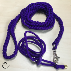 Purple Punk Harness Bundle – XL