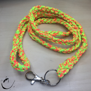 Extra Long Lead – Day Glo Yellow