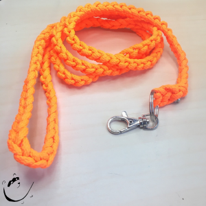 Extra Long Lead – 'Orrible Orange
